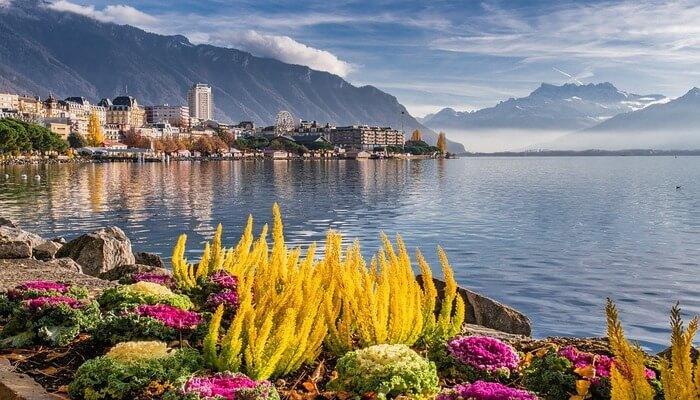 Rejuvenation Vacation - Montreux