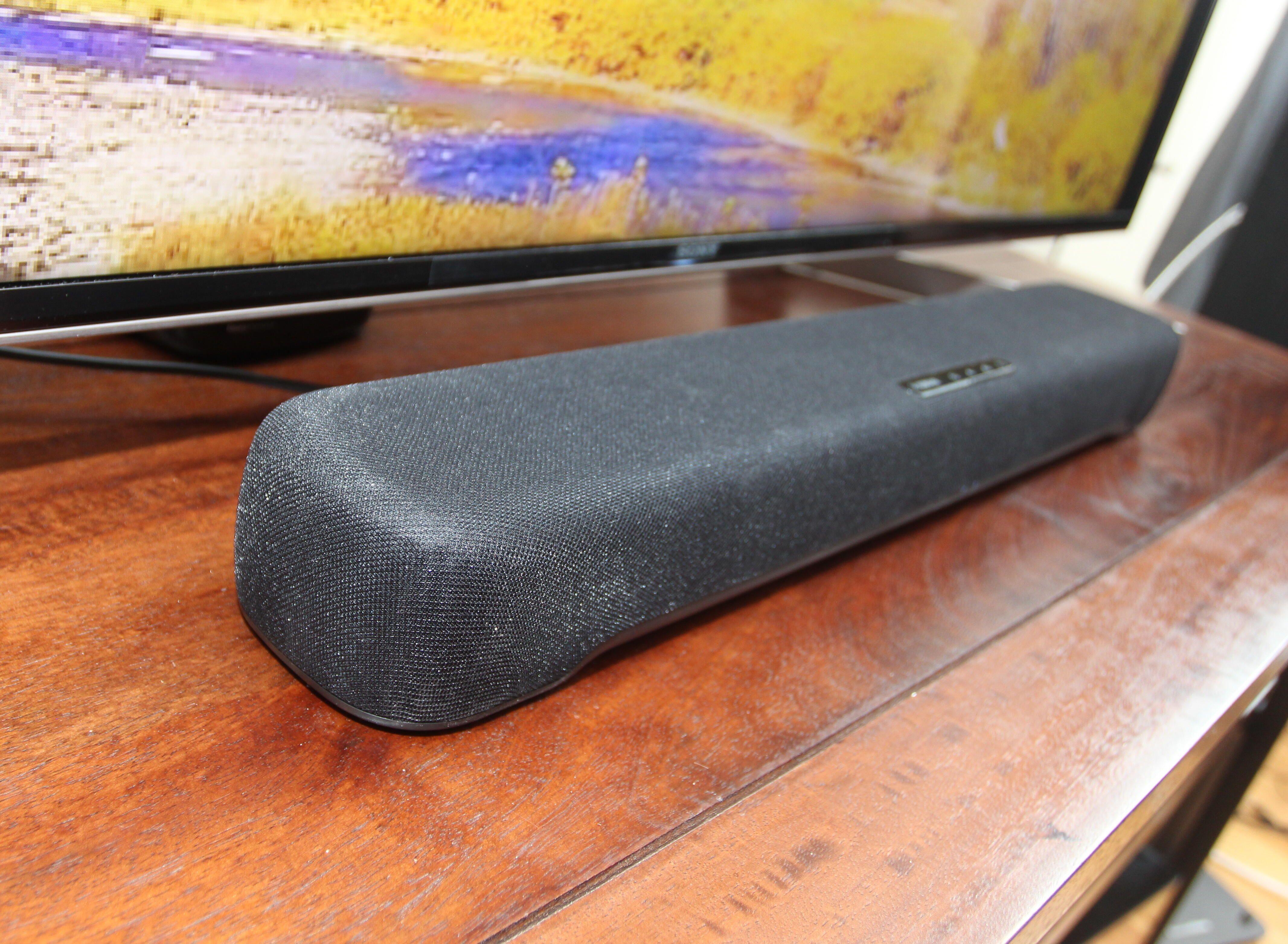 Yamaha SR-C20A soundbar review