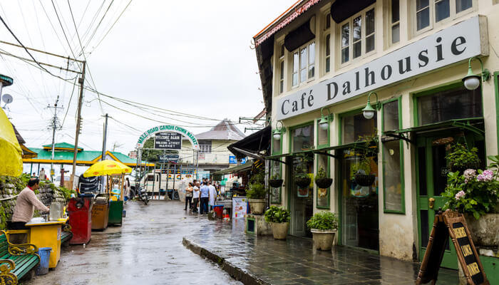 Shopping Places In Dalhousie