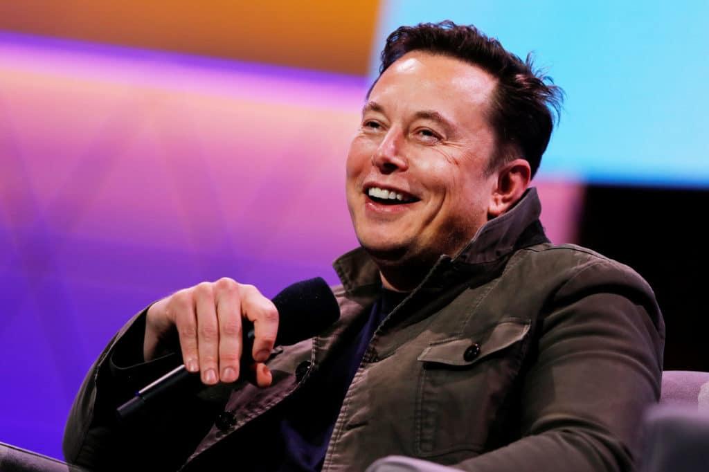 Tesla market cap blows past