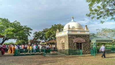 Avatar Meher Baba Samadhi Meherabad
