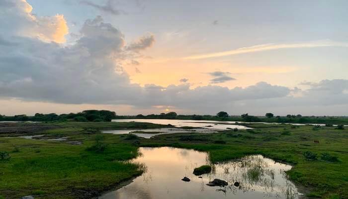 Kapoorwadi Lake