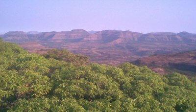 Harishchandragadh peak