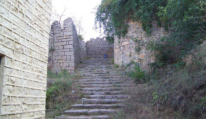 Medak Fort in Telangana