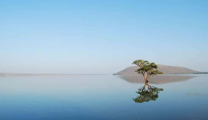 Pakhal Lake in Telangana
