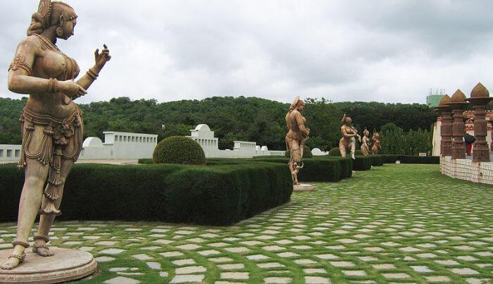 Ramoji Film City in Telangana