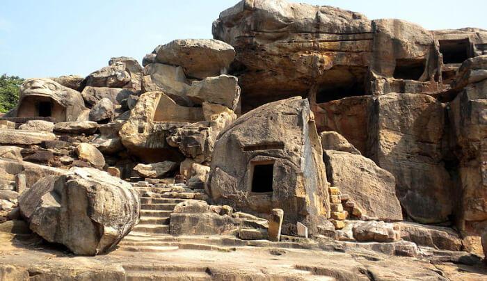 Beautiful Caves in Odisha