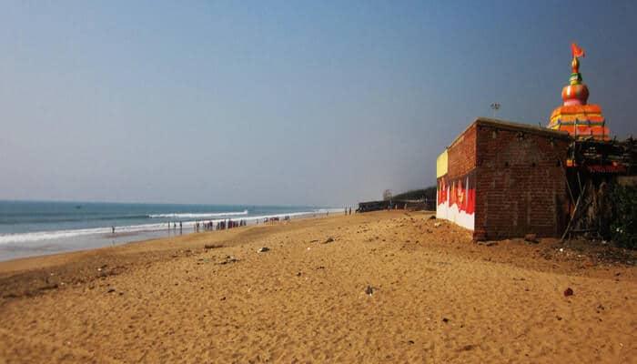 Chandrabhaga_ Beach in Odisha