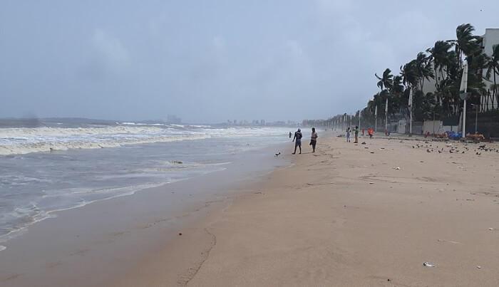 Famous Juhu Beach
