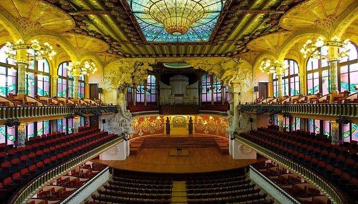 Palau de la Music Catalana