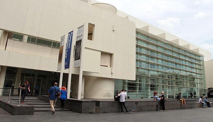 Museum d'art Contemporani de Barcelona (MACBA)