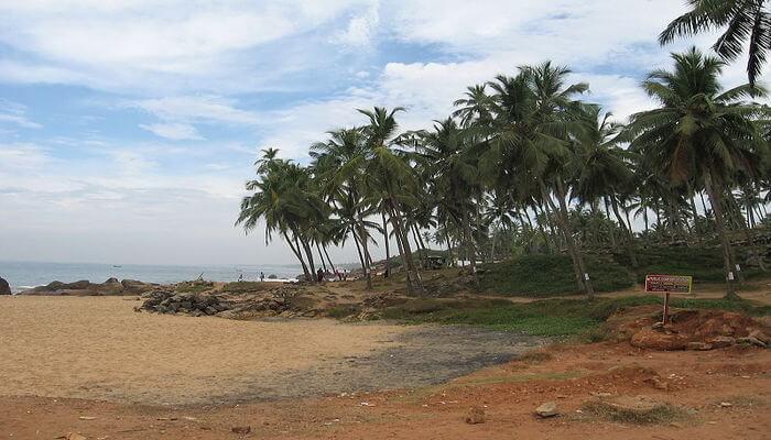 Samudra Beach in Kovalam