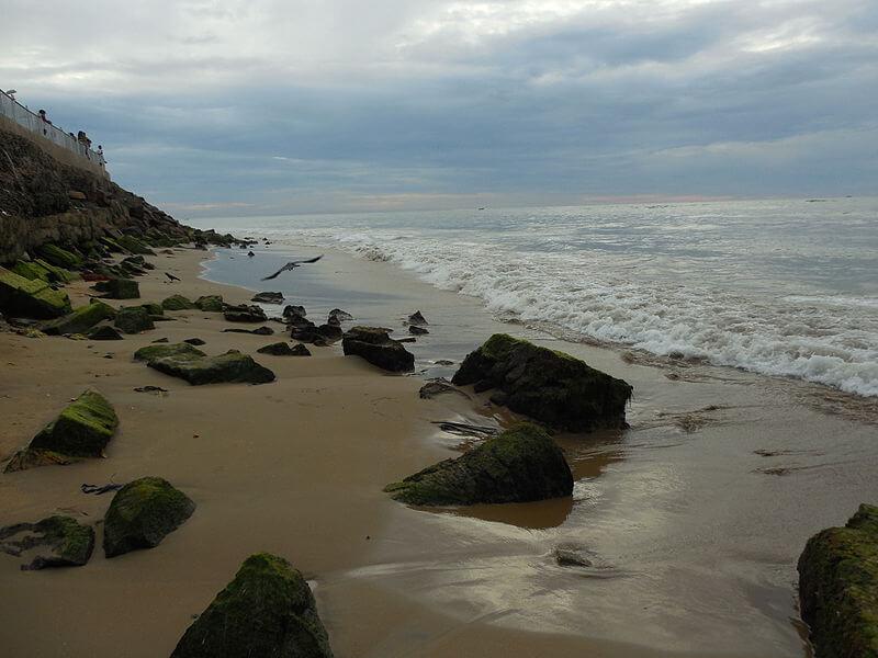 Thiruchendur Beach