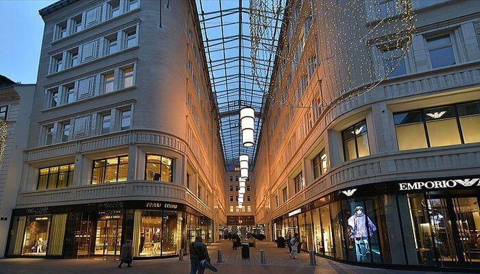 The Golden's Quartier