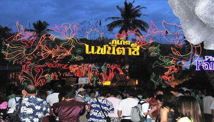 Phuket fantasy