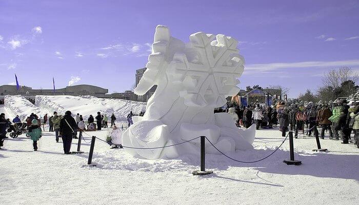 Winterlude – The magical winter festival