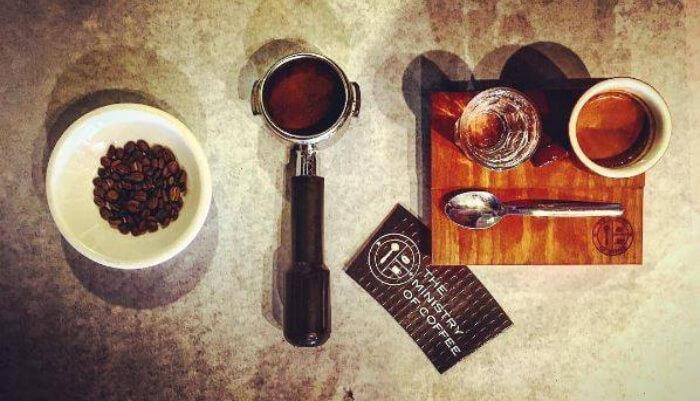 Coffee Ministry in Ottawa