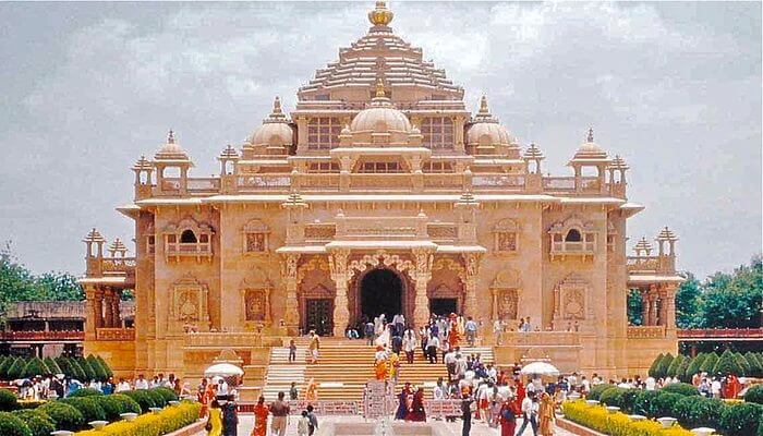 Gujarat's largest city for the first time