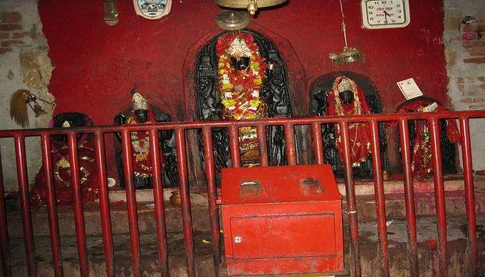 One of the forms of Goddess Kali