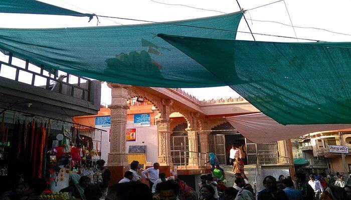 Oldest temple in Ahmedabad