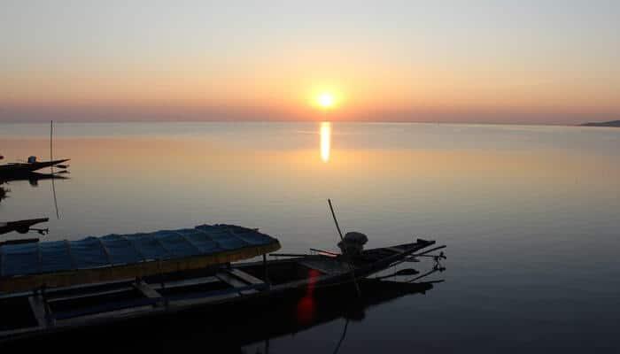 Rengali Reservoir