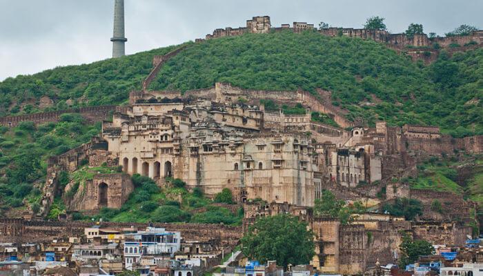 Bundi Fort Palace