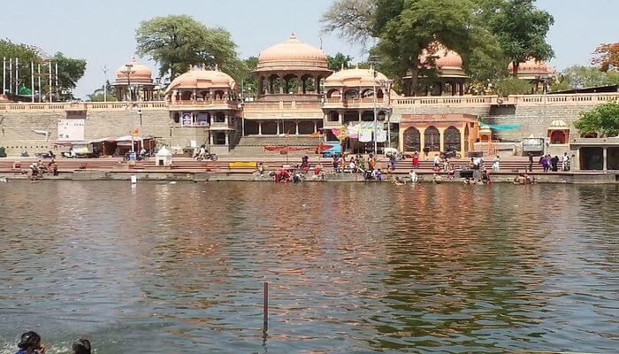 one of the holiest cities for Hindus in India
