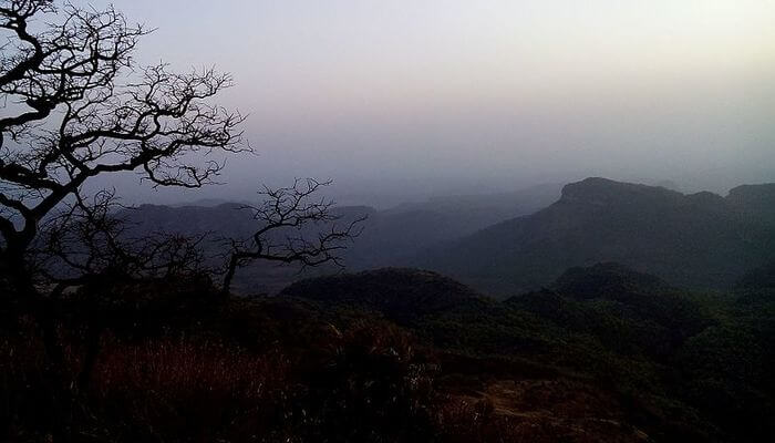 Dhoopgarh view