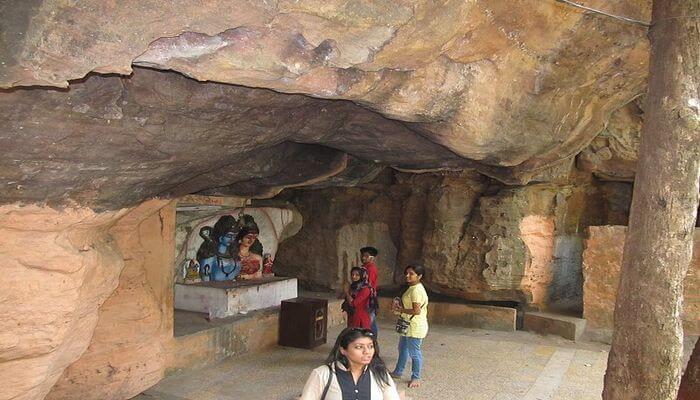 Jata Shankar Caves