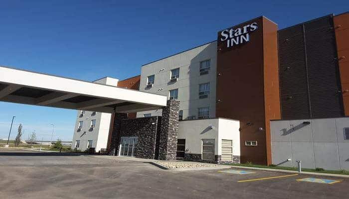 Stars Inn Hotel Scene