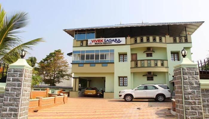Vivek Sagar Beach Resort