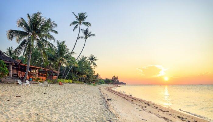 Haritha Beach Resort promises you affordable enjoyment