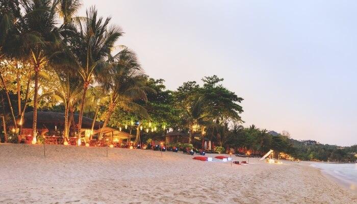 Bay Leaf Resort is Azom Resort