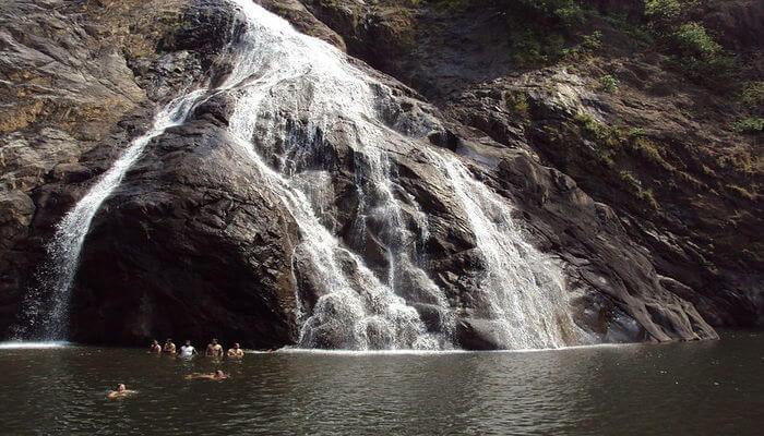 Treasure Road Trip to Netravali Falls