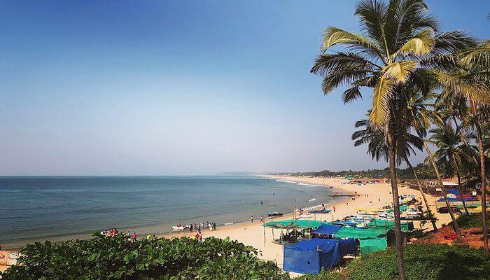 A spectacular panorama of Sinchem Beach