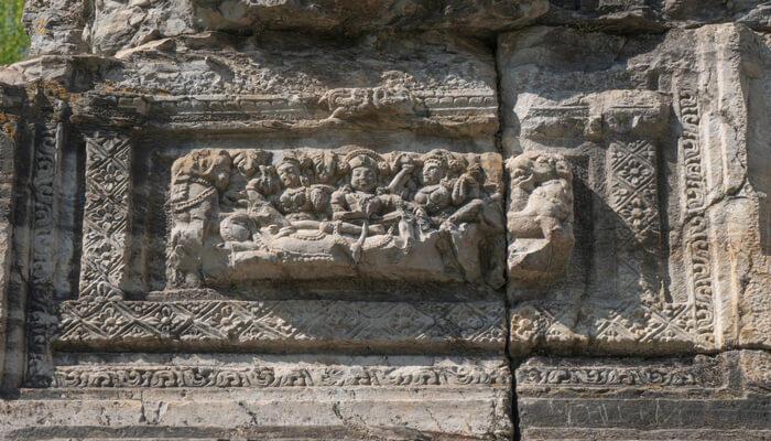 Avantipur Temple