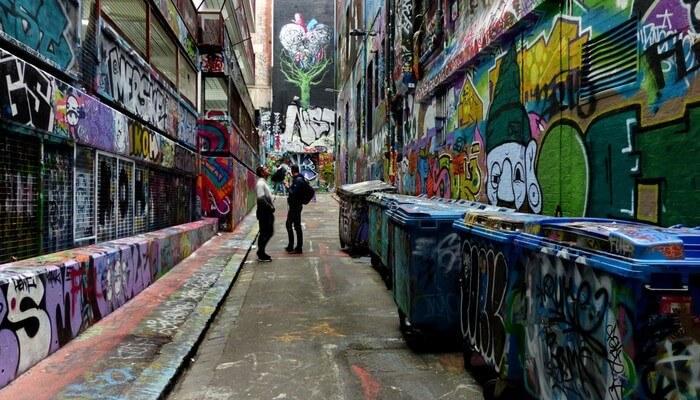 The Rose Street Artists Market