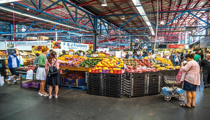 Charging market