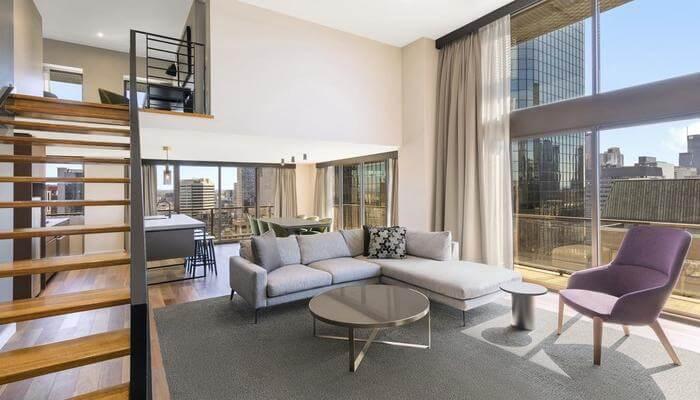 Edina Apartment Hotel Melbourne