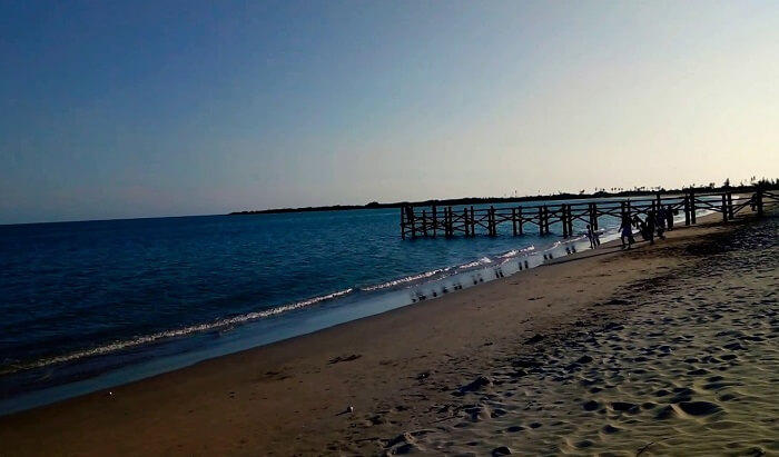 The magnificent beauty of the magnificent Pamban island of Tamil Nadu