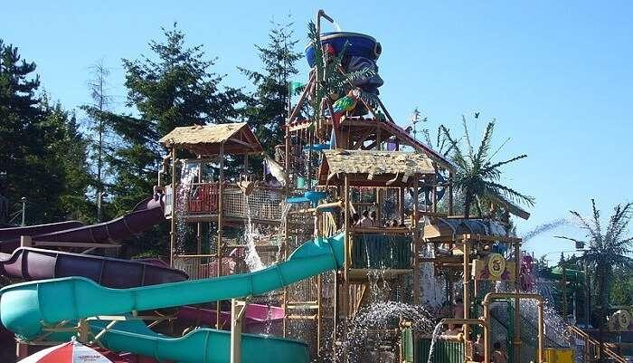 Largest Funny Park