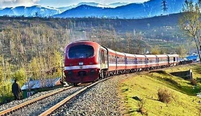 New Delhi-Jammu Premium