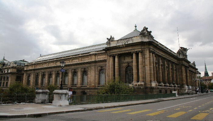 Art and history museum