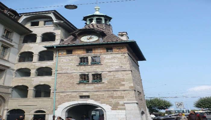 Mollard tower