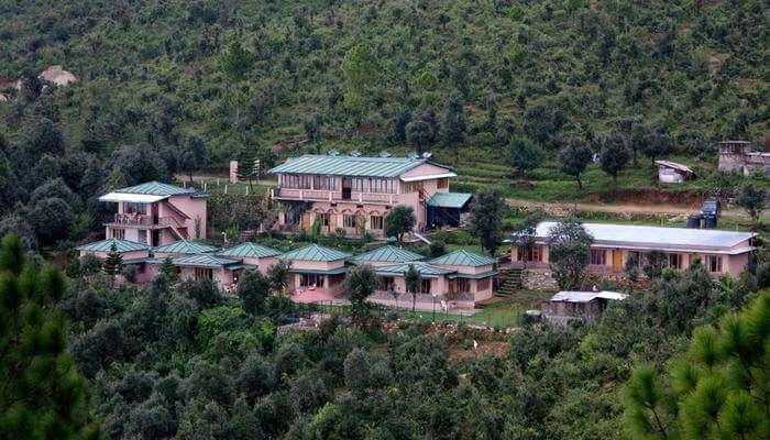 Parvati Resort