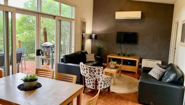 Room in a resort