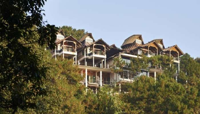 Resorts in Meghalaya