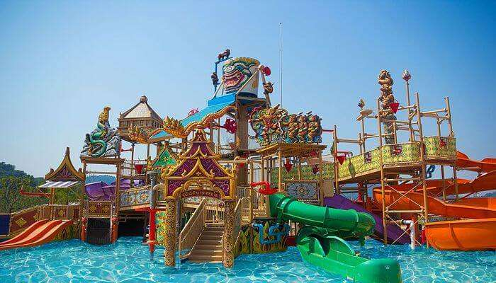 Amusement Park in Pattaya