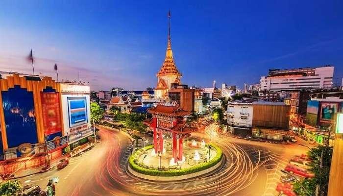 Budget trip to Bangkok