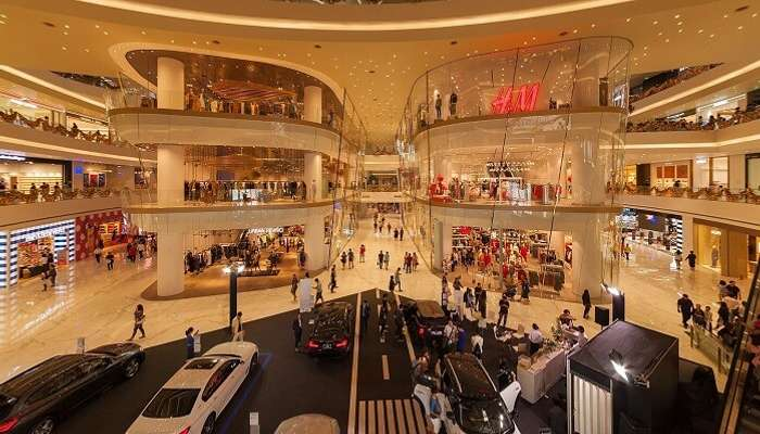 Places for shopping in Bangkok